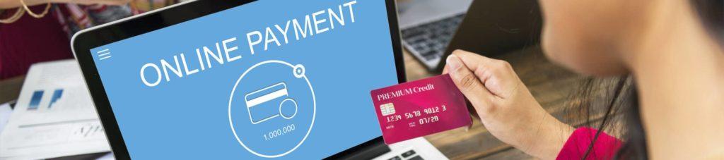 receber pagamentos on-line